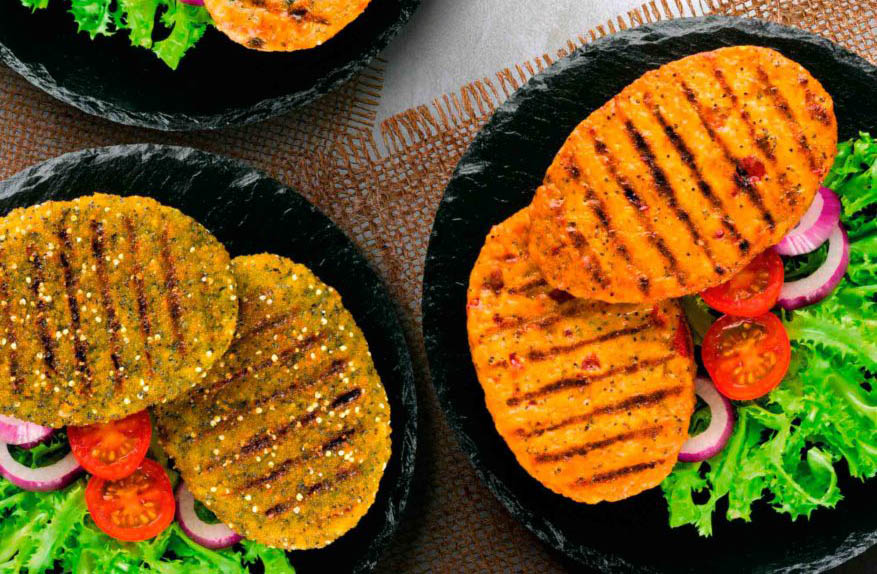 Eurofrits-Veggie-Burgers