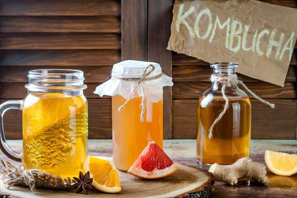 Cómo hacer Kombucha