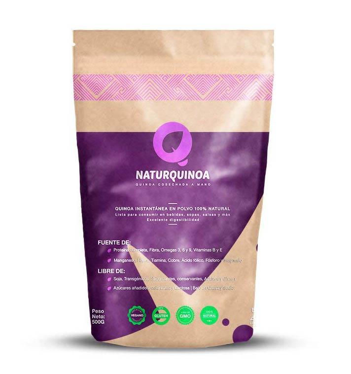 Naturquinoa_Concentrado de Quinoa en polvo