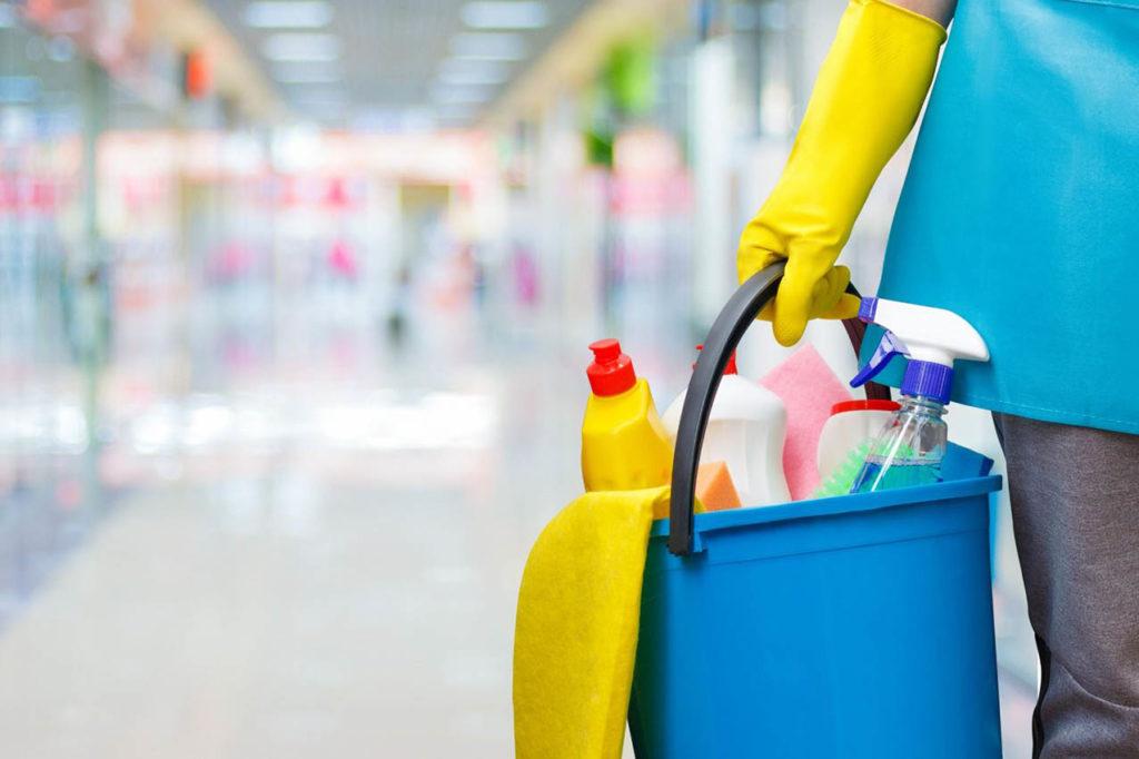 Productos de limpieza tóxicos