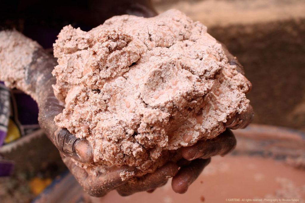 Manteca de Karité crema antiedad natural