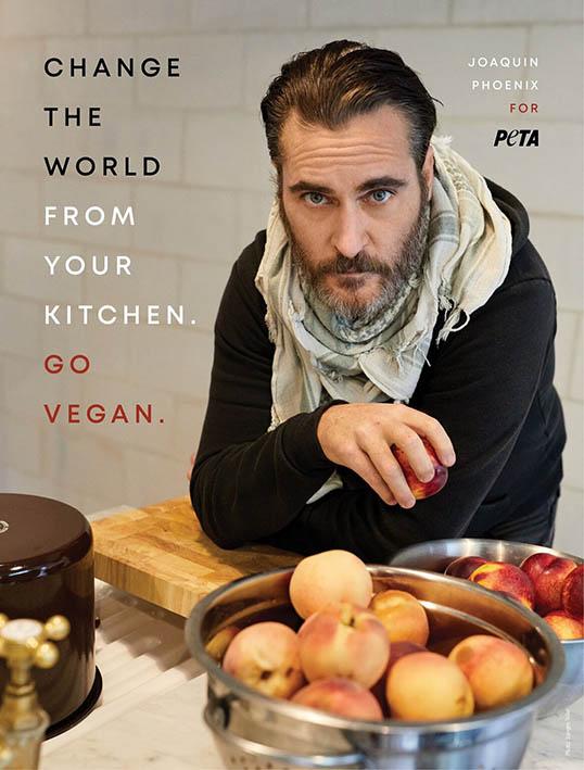 Joaquin Phoenix_vegano_Cambia el mundo desde tu cocina