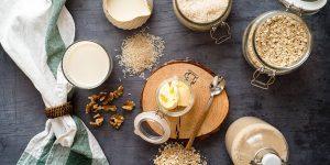 Razones para pasarse a la leche vegetal