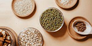 Prote铆nas de origen vegetal